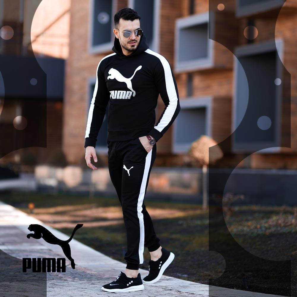 ست سویشرت شلوار Puma مدل Sitako