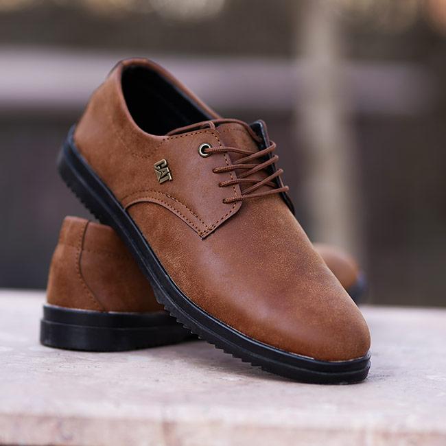 کفش مجلسی مردانه Next(قهوه ای)