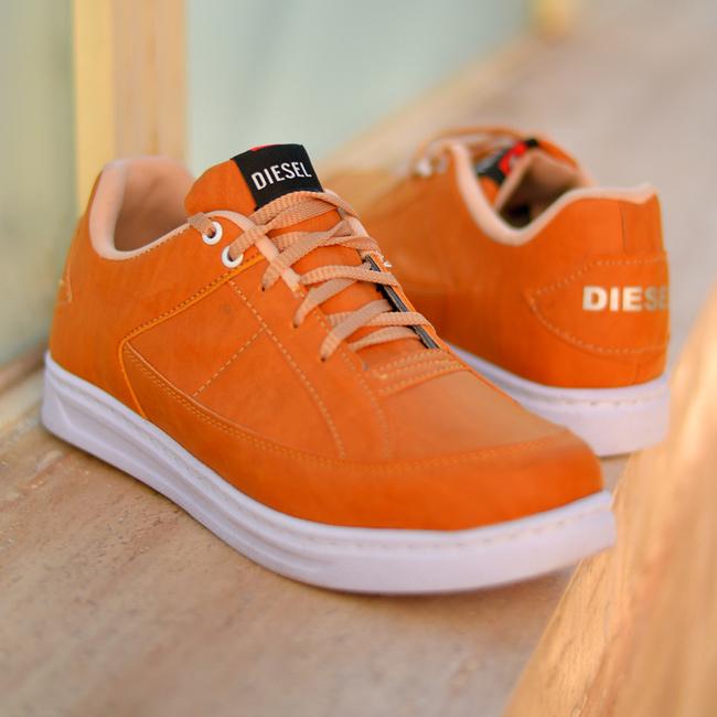 کفش مردانه Diesel مدل DP(عسلی)