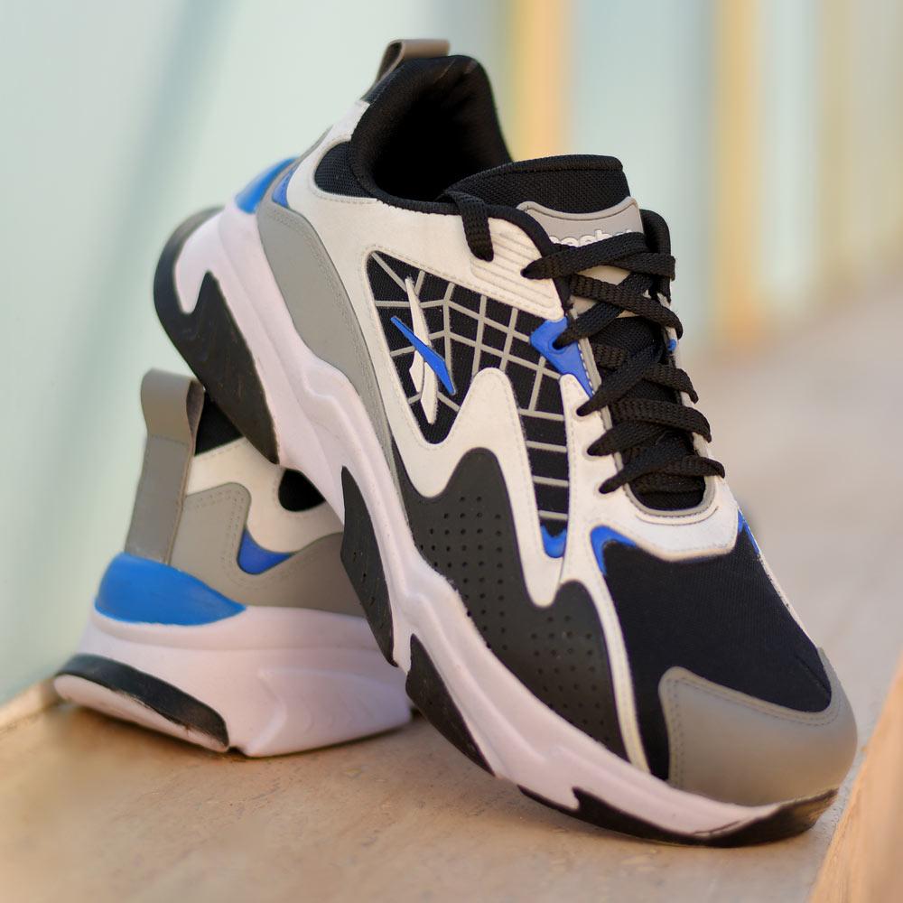 کفش مردانه Reebok مدلAls(مشکی آبی)
