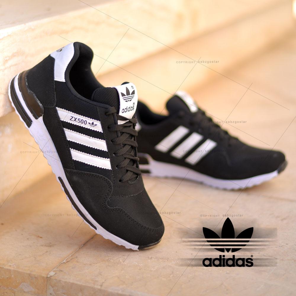 کفش مردانه Nexp (مشکی سفید)