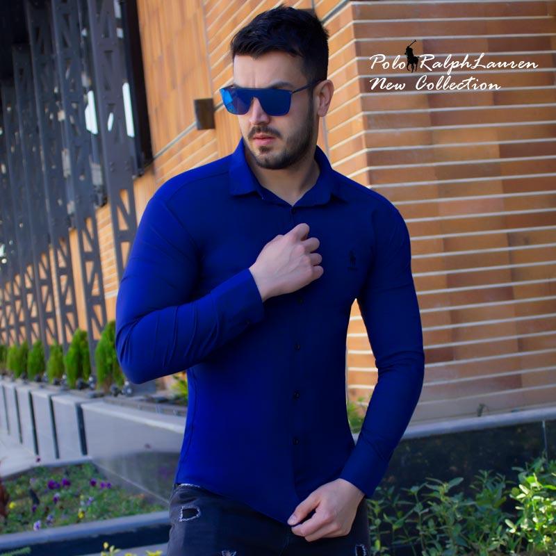 پیراهن مردانه Polo (سورمه ای)