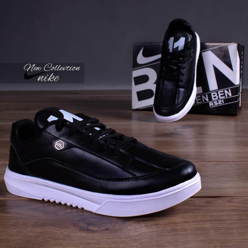 عکس محصول کفش مردانه Nikeمدل eleven(مشکی) با تخفیف