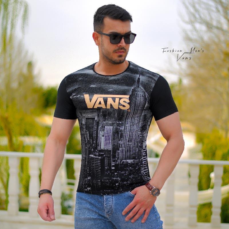 تیشرت مردانه مدل Sarir