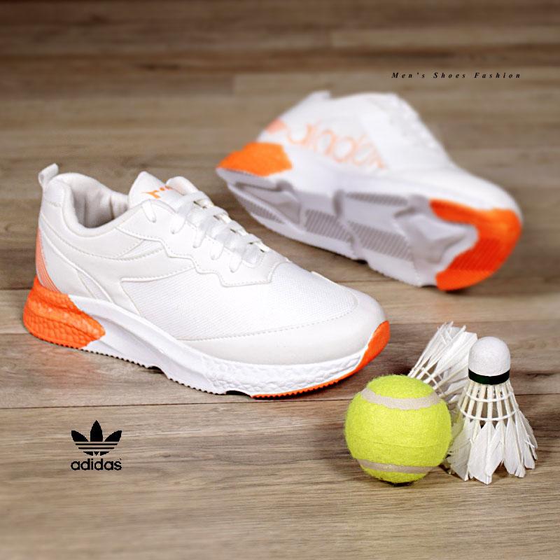 کفش مردانه Diadora( سفیدنارنجی)