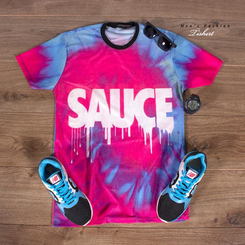 تیشرت مردانه Nike مدل Sauce