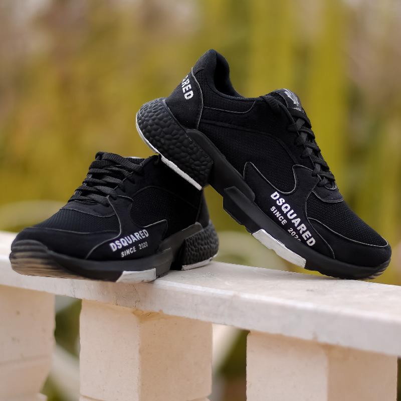 کفش مردانه مدل DSQ(مشکی)