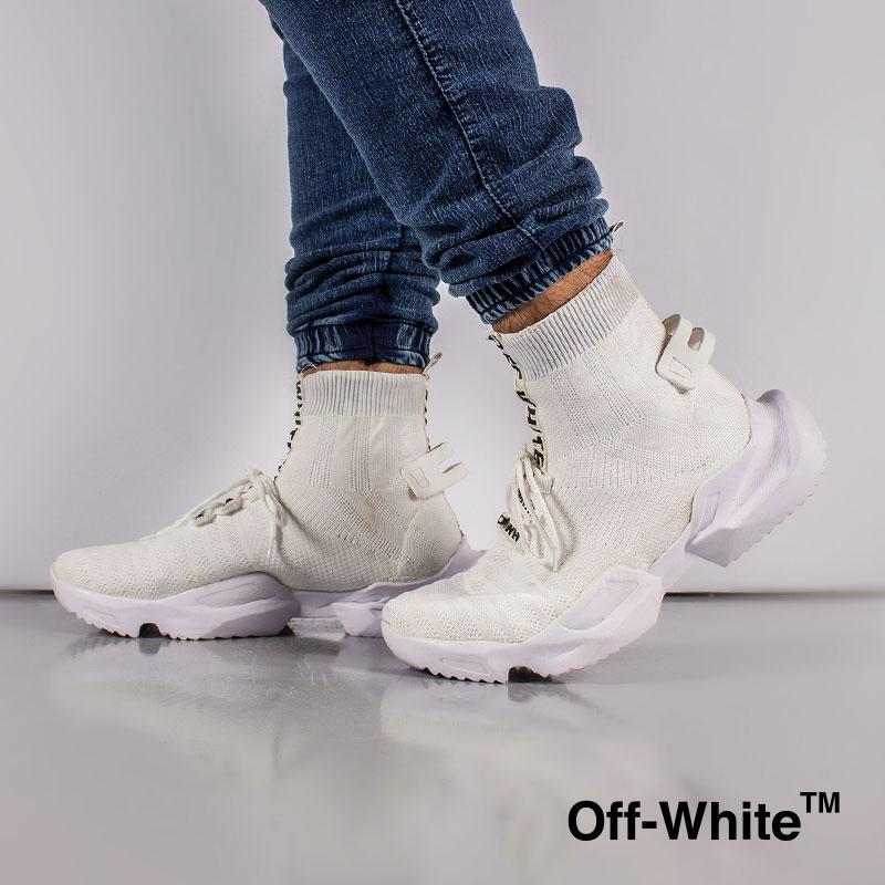 تخفیفانه کفش ساقدار off white مدل socuring (سفید),Off white socuring shoes (white),کفش ساقدار پسرانه آف وایت مدل سوکرینگ رنگ سفید,خرید پستی کفش ساقدار off white مدل socuring (سفید),